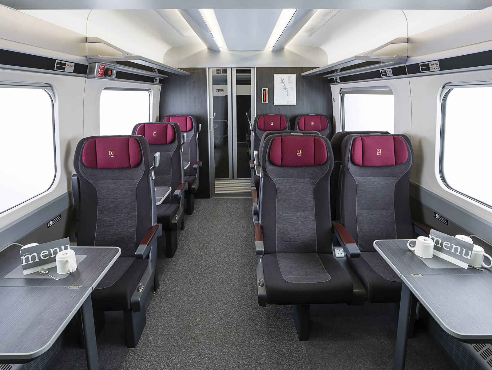HI32 Hitachi Europe – Intercity Express